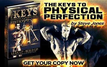 Steve Jones Keys To Physical Perfection