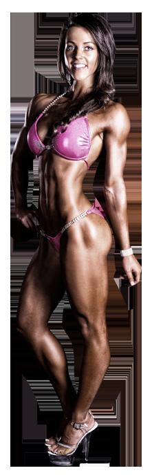 Kristina Angeli Team Powerzone