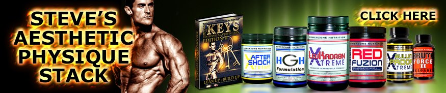 Steves Aesthetic Physique Stack