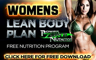 Free Lean Body Diet Program for Women