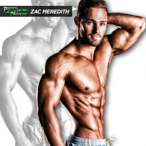 Zac Meredith Team Powerzone Athlete