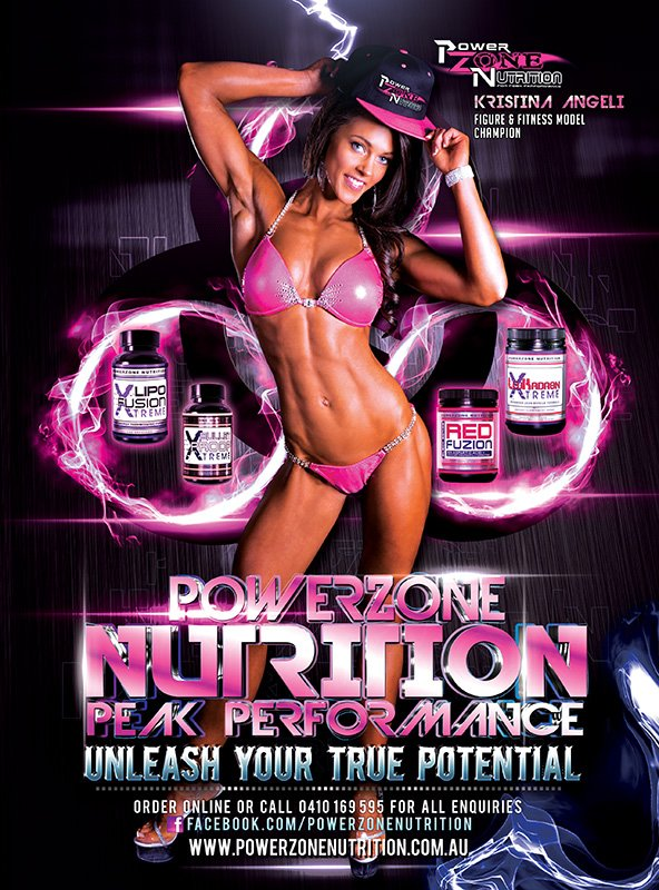 Kristina Angeli Team Powerzone Athlete