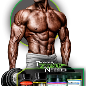 Powerzone Lean Muscle Growth Stack