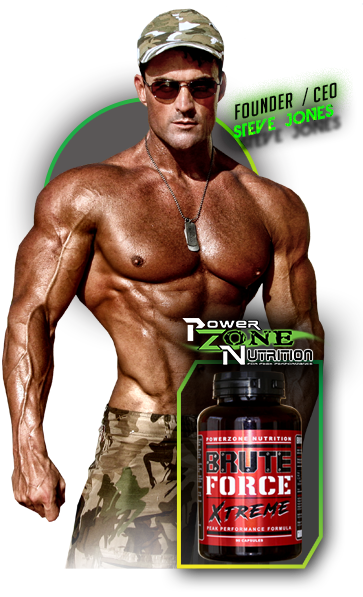 Brute Force Powerzone Nutrition