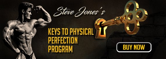 Steve Jones Bodybuilder Powerzone