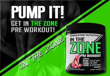 Powerzone Nutrition Pre Workout