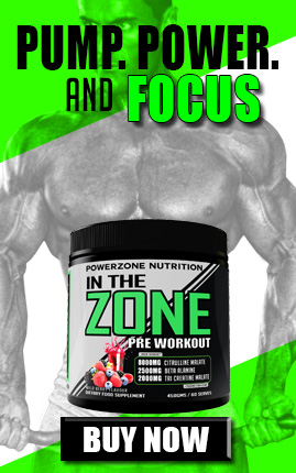 Powerzone Pre Workout