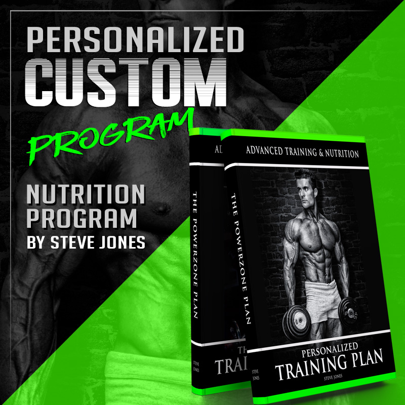 Custom diet programs