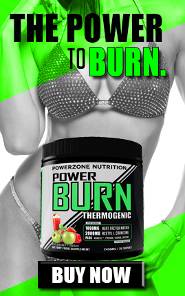 Power Burn Fat Burner Thermogenic