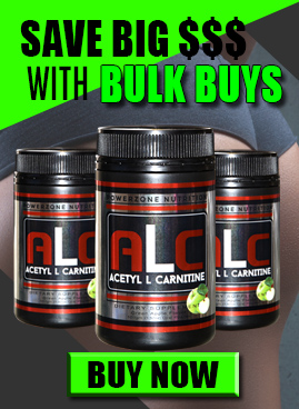Powerzone Nutrition ALC Bulk Buys