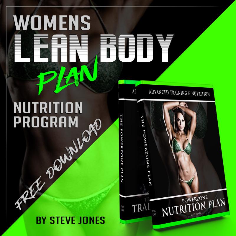 Powerzone Womens Lean Body Plan