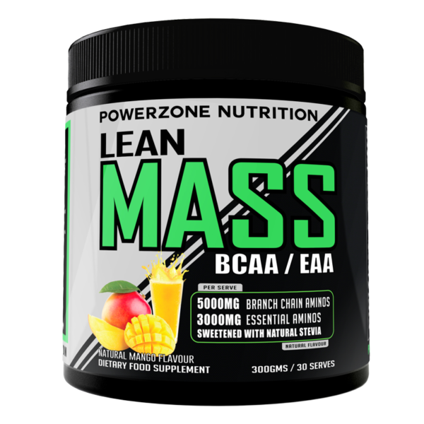 Powerzone Nutrition Lean Mass BCAA EAA