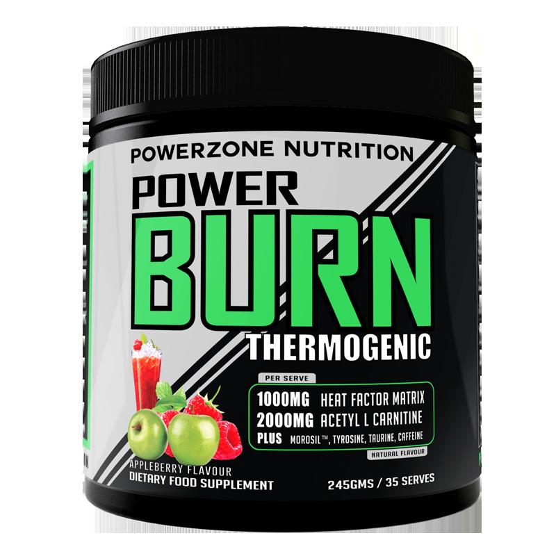 Powerzone Nutrition Power Burn