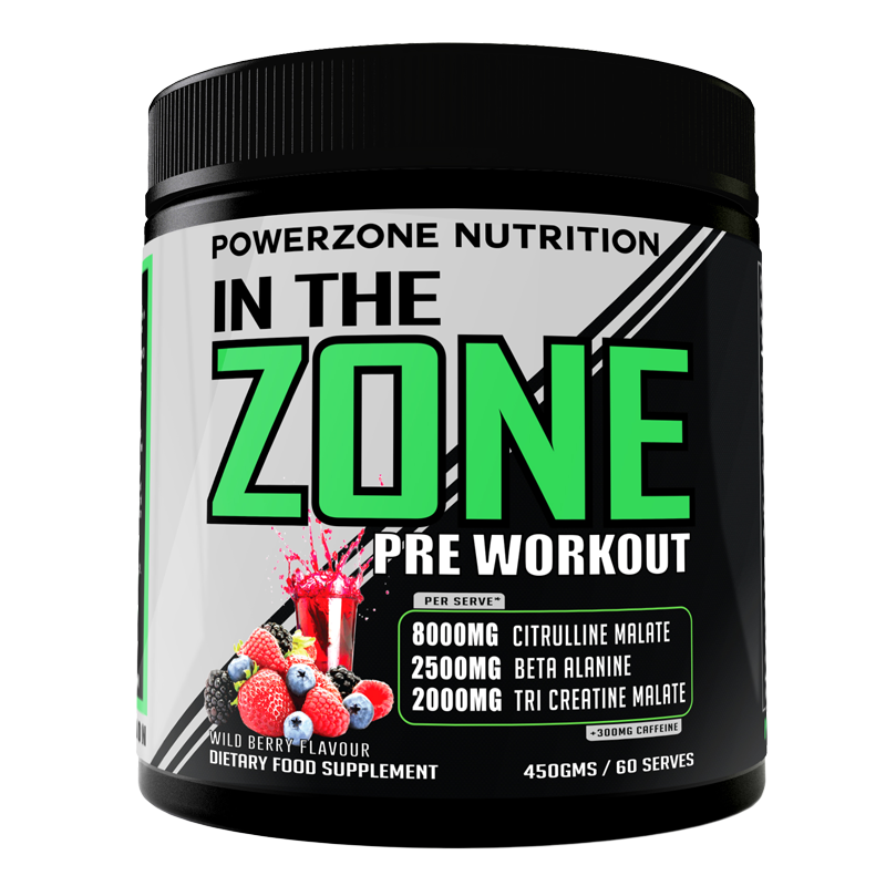 Powerzone Nutrition In The Zone
