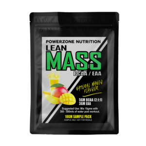 Powerzone Nutritions Lean Mass Supplement