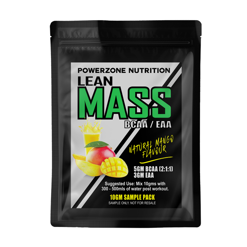 Powerzone Nutritions Lean Mass Supplement