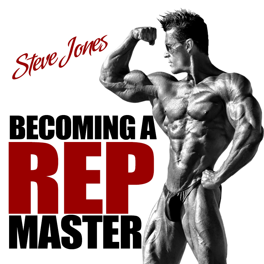 Becoming a Rep Master by Steve Jones