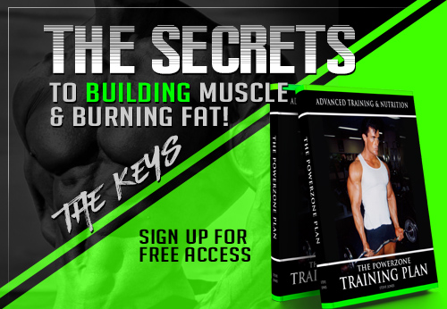 Steve Jones Powerzone Nutrition Bodybuilding